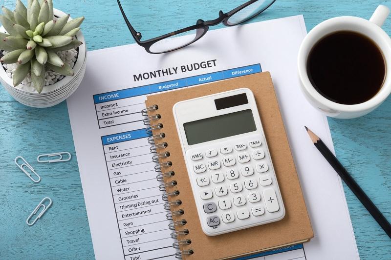 moving budget